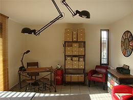 Salle de psychanalyse