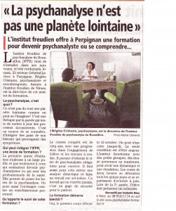 Article Independant Perpignan