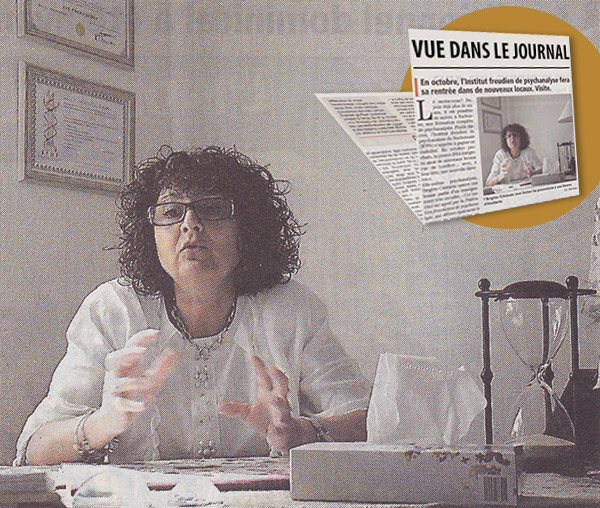 Psychanalyste à Perpignan : Brigitte Cristante